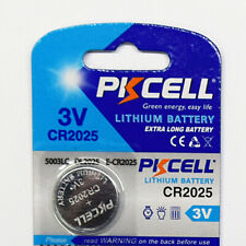CR2025 High Capacity Lithium Cell battery - 1 New piece!