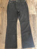 Per Una Grey Jeans 10 S 27L Grey Super Soft  Jeans
