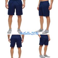 SZ 4XL-TALL 🆕😊🔥 Nike Men's Dry Epic Training Gym 9'' Shorts Blue 897155-492