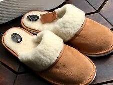 New Women Warm Cozy Boots Sheepskin Slippers Merino Wool wellingtons