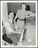 Judy Garland Mickey Rooney 1940 Original MGM Photo Strike Up the Band