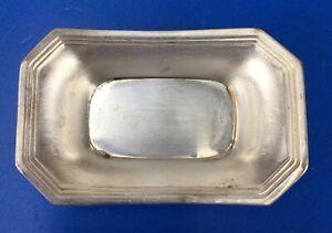 International Sterling Silver Small Dish