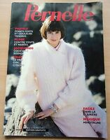 Catalogue de tricots  PERNELLE  N° 19 - mode HIVER