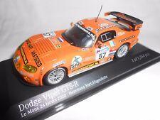 Dodge Viper GTS-R N°57 des 24 heures du Mans 2000