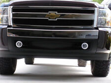 Angel Eye Fog Lamps Driving Lights Kit for 2007-2014 Chevrolet Silverado Grill