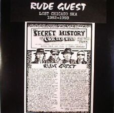 Rude Guest ‎– Lost Chicago Ska 1982-1993 LP Jump up rec (Reggae/Ska)
