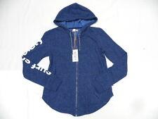 Roxy Hawser Blue Sweats & Hoodies Sz Small SERJFT03509