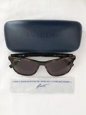 LACOSTE Designer Havana/Tortoise/Black Sunglasses L833S 214