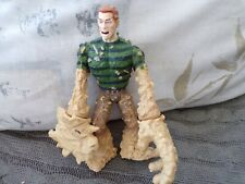 MARVEL SANDMAN ACTION FIGURE WITH MOVING ARMS