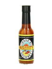 Dave's Gourmet Insanity Sauce Hot Sauce 148 ml