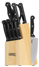#Ginsu Essential Series 10-Piece Stainless Steel Serrate #Knives #KnifeSet 05150