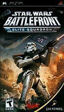 Star Wars: Battlefront -- Elite Squadron (Sony PSP, 2009) Brand New Sealed
