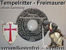 TEMPLER ebooks ILLUMINATI ebooksammlung FREIMAURER kindle SAMMLUNG ebook NEU
