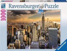 RAVENSBURGER Puzzle * 1000 pezzi * ingegni NEW YORK * OVP