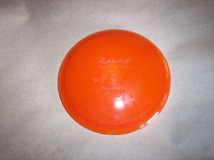New Rubbolite 1316 Model 34 Round Amber Indicator Flasher Lamp Lens