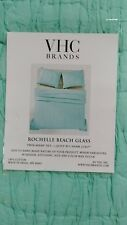 Stunning Rochelle Beach Glass Bedding - Twin w 1 Quilt and 1 Sham FREE SHIPPING