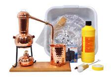 CopperGarden® Destillieranlage ARABIA 0,5 L Tisch-Destille im Sorgenfrei Paket