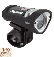 SIGMA BUSTER 200 RECHARGEABLE FRONT BLACK BICYCLE LIGHT