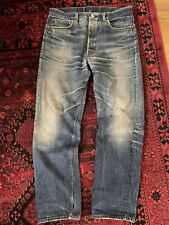 Vintage 80s Levis 501 xx Made In Usa Tag 40 x 36 Actual 38 X 33 Faded No Redline