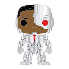 Funko Pop Pin Justice League Cyborg Figure New In Stock