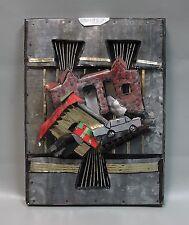 DAVIDSON THERMIDOR (Haiti) - Mixed-Media Sculpture - Art Basel Quality