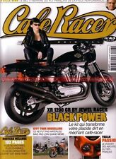 CAFE RACER 43 MARTIN VOXAN DUCATI Paul SMART DUNSTALL Cyrille BIHR BMW R100 RS