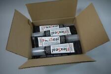 6x Fortafix Flexseal 80ml High Temp Heat Resistant Silicone Sealant Oven Door
