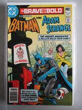 Brave & the Bold Vol. 1 (1955-1983) #161 NM-