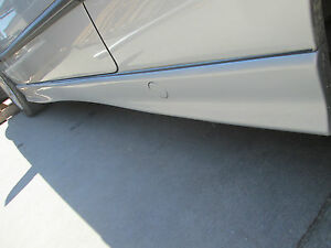 BMW E36 LEFT SIDE SKIRT coupe 328i 325i 318i M3 92-93-94-1995-96-97-1998