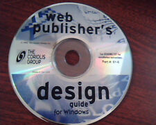 CD Web Publisher's design Guide for Windows Coriolis Group 61-6