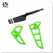 TAIL BLADE & BALANCE / VERTICAL BLADE FOR MJX F45 F645 RC HELICOPTER SPARE PARTS
