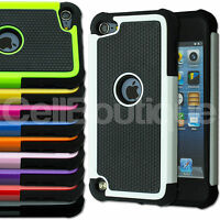 For Apple iPod Touch Case 4th 5th 6th Generation Hard Shockproof Cover