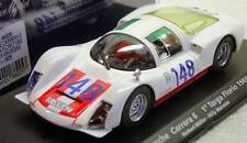 FLY A1605 PORSCHE CARRERA 6 TARGA FLORIO 1966 NEW IN CASE 1/32 SLOT CAR