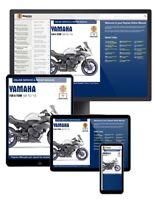 Yamaha XJ6 & FZ6R (09-15) Haynes Online Manual