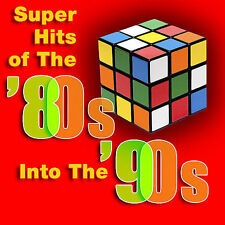 Super Hits of the '80s into the '90s by Various Artists CD 2 Disc set New Wave
