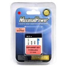 MaximalPower GoPro HD Hero AHDBT-001 Battery