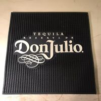 Tequila Reserva De Don Julio Rubber Bar Mat 2013 Imported By Diageo Americas