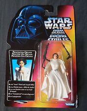 "Princess Leia Organa / Star Wars / POTF2 / 3.75"" Action Figure / Vintage 1995"