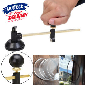 Universal Circular Cutter Multi-functional Tool Suction cup Glass High-precision