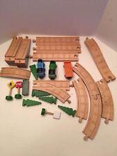 Thomas & Friends Wooden Railway Expansion Pack / Lot L2 Trains Tracks +