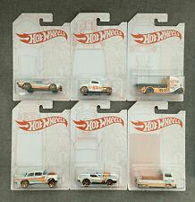 Hot Wheels  2019 Pearl & Chrome. Set of 6.USA only