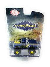 ACME 1/64 BIGFOOT MONSTER TRUCK 1970 CHEVY K-10  GOODYEAR TIRES 51267 Chase