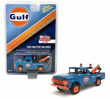 Johnny Lightning 1:64 MiJo Exclusives 1959 Ford F-250 Tow Truck Gulf JLCP7034-24