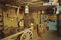 "Blacksmith Shop Rawhide Az Ouray Co Continental Size Postcard 4"" by 6"""