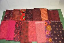 Quilting Patchwork Fabric Destash - Varying in Colours and amount of material #5