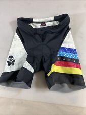 Betty Designs womens tri triathlon shorts medium m (7421)