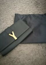 Sac bag pochette noir vintage Yves Saint Laurent