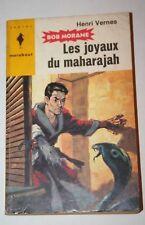 Les joyaux du Maharajah / collection Marabout junior / Bob Morane / H.Verne 274