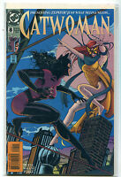 Catwoman #8 NM Presenting Zephyr Just What Selina Needs      DC Comics CBX200