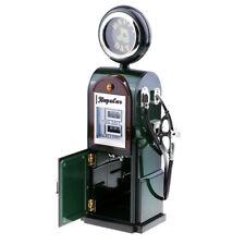 Retro Wind Up Mechanical Music Box Oiling Machine Style Jewelry Case Decor